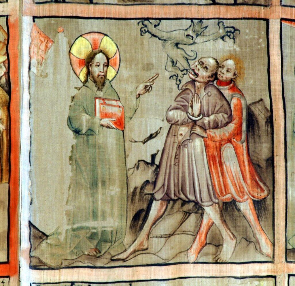 Meister Konrad von Friesach (1458 A.D.)