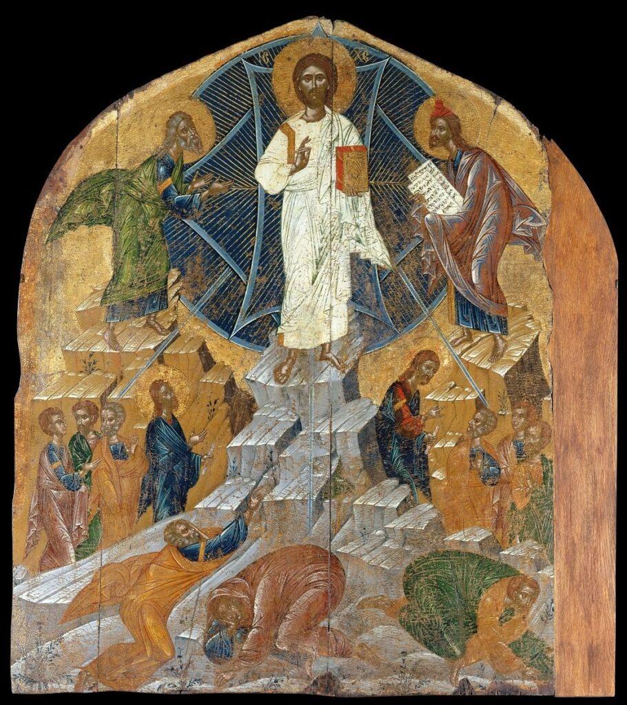 Transfiguration of Christ (Unknown - circa 1600)